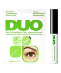 Ardell Duo Brush On Adhesive Clear - 5g
