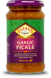 Patak's Garlic Pickle 300g
