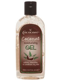 Cococare Coconut Moisturizing Gel - 8.5oz