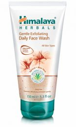Himalaya Herbals Gentle Exfoliating Daily Face Wash - 5.3 Oz