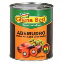 Ghana Best Abemudro ( Palm Nut Soup with Herbs) 800g