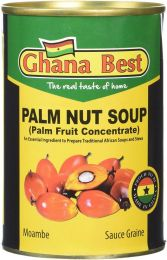 Ghana Best Palm Fruit Concentrate 400g