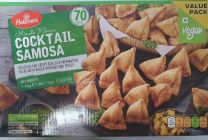 Frozen - Haldiram Cocktail Samosa (70 Pieces) 1.4 Kg
