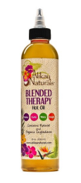 Alikay Naturals Blended Therapy Hot Oil Treatment - 8 oz