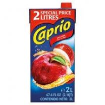 CAPRIO APPLE DRINK 2L