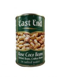 East End Rose Coco Beans 400g