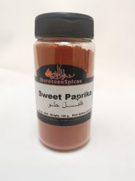 Moroccan Spices Sweet Paprika (150g)