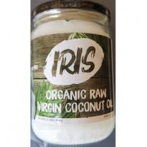Iris Organic Raw Virgin Coconut Oil 500ml