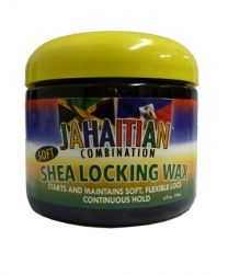 Jahaitian Soft Shea Locking Wax