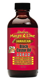 Jamaican Mango & Lime Jamaican Black Castor Oil Argan 118ml