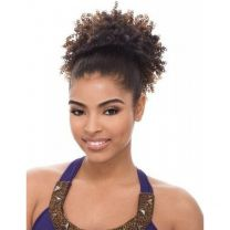 Janet Collection Synthetic Ponytail - Afro Perm String