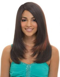 Janet Collection Dual Part Lace Wig - Pamona