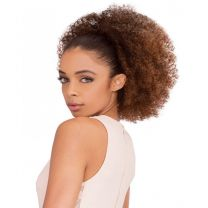 Janet Collection Ponytail - Afro Coily String