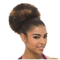 Janet Collection Synthetic Ponytail - Afro Puff