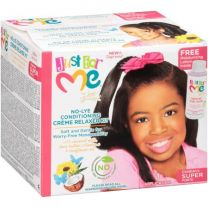 Just For Me Conditioning Creme Relaxer Kit Super