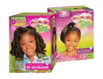 African Pride Dream Kids Olive Miracle No-Lye Creme Relaxer (2 applications)