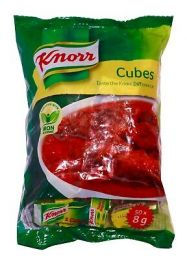 Knorr Meat Stock Cubes 400g