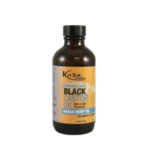 Kuza Naturals Jamaican Black Castor Oil Indian Hemp Oil 4oz