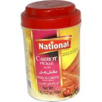 National Carrot Pickle 1 Kg