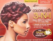 Luster's Shortlooks ColorLaxer 3in1 Passion Red