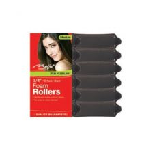 "Magic Collection Foam Rollers 3/4"" (12 Pack) - #123BLAM"