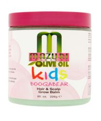 Mazuri Original Olive Oil Kids Hair & Scalp Grow Balm - 8 Oz