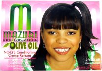 Kids Organics Olive Oil No Lye Conditioning Relaxer Regular