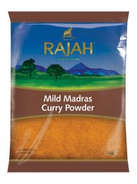 Rajah Mild Madras Curry Powder 1000g