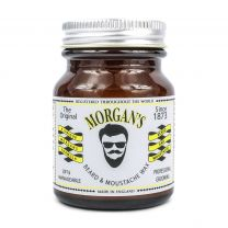 Morgan's Beard and Moustache Wax - 50g