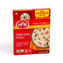 MTR Vegetable Pulao 250g