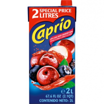 Caprio - Apple Sour Cherry Juice 2L