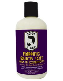 Nappy Styles Napping Quick Soft Leave-In-Conditioner
