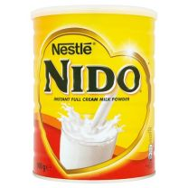Nestle Nido Instant Full Cream Milk Powder 900g