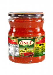 Oncu Hot Pepper Paste 700g