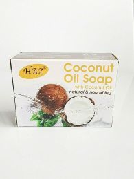 Haz Coconut Oil Soap Bar With Coconut Oil Natural & Nourishing - 100g