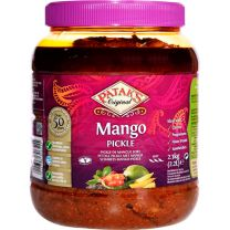 Patak's Hot Mango Pickle 2.3Kg