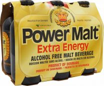 Power Malt Extra Energy (6 Pack)