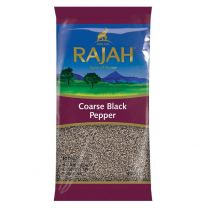 Rajah Coarse Black Pepper - All Sizes