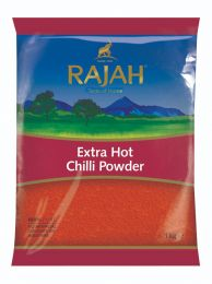 Rajah Extra Hot Chilli Powder 1000g