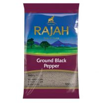 Rajah Ground Black Pepper - All Sizes