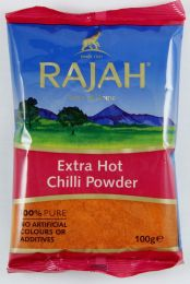 Rajah Extra Hot Chilli Powder 100g
