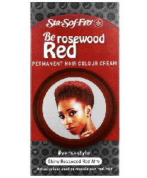 Sta Sof Fro Permanent Hair Colour Cream - Be Rosewood Red