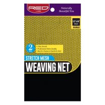 Red by Kiss Stretch Weaving Net Black - HWN02