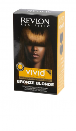 Revlon Realistic Vivid Hair Colour Bronze Blonde 110ml