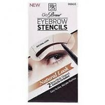 RK by Kiss Go Brow Eyebrow Stencils x2