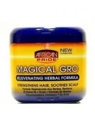 African Pride Magical Gro Rejuvenating Herbal Formula - 150g