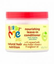 Just For Me Natural Hair Nutrition Nourishing Leave In Conditioner - 15 Oz