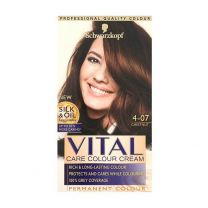 Schwarzkopf Vital Colors Permanent Colour Chestnut 4.07