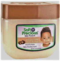 Soft and Precious Nursery Jelly Infused with Shea Butter - 368g