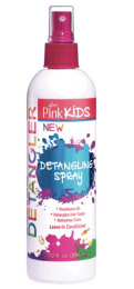 Lusters Pink Kids Detangling Spray - 12 Oz